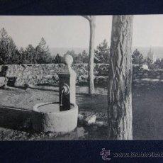Postales: POSTAL FOTOTIPIA THOMAS - BARCELONA SAN LORENZO DE EL ESCORIAL ED TOMÁS MORA SIN CIRCULAR. Lote 37193022