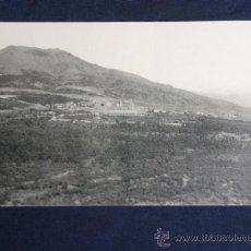 Postales: POSTAL SAN LORENZO DE EL ESCORIAL FOTOTIPIA THOMAS BARCELONA ED.TOMÁS MORA SIN CIRCULAR. Lote 37195825