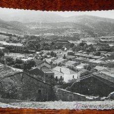 Postales: ANTIGUA FOTO POSTAL DE GUADARRAMA, N. 10, MADRID, VISTA PANORAMICA, CIRCULADA.. Lote 37154255