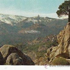 Postales: ,POSTAL EDITORIAL PATRIMONIO NACIONAL 56 VALLE DE LOS CAIDOS (MADRID), PANORAMA, ESCRITA. Lote 37305037