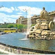Cartes Postales: 7-ESP1998. POSTAL MADRID. FUENTE DE LA CIBELES. Lote 37715936