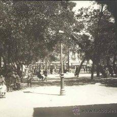 Postales: MADRID.- FOTOGRAFÍA DE LA PLAZA DE SANTO DOMINGO.-AÑOS 30- MEDIDAS 17 X 12,5 CMS . Lote 37813584
