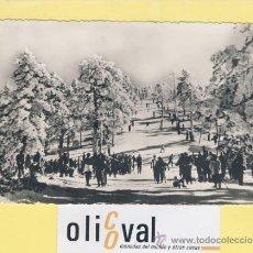 Postales: POSTAL-MADRID-PUERTO DE NAVACERRADA -1956-ED .HELITOPIA -P-2001. Lote 37888050