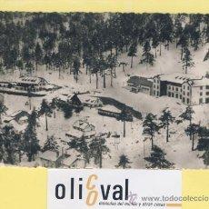 Postales: POSTAL- 5 MADRID-PUERTO DE NAVACERRADA -1956 -ED .HELITOPIA -P-2003. Lote 37888191