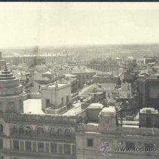 Postales: MADRID.- FOTO PODADERA- CINE AL AIRE LIBRE EN LA TERRAZA DEL CINE CALLAO. Lote 38168146