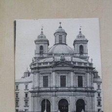 Postales: POSTAL. MADRID. IGLESIA DE SAN FRANCISCO EL GRANDE. FOTOTIPIA CASTAÑEIRA, ÁLVAREZ Y LEVENFELD.. Lote 38236922