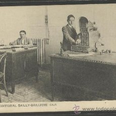 Postales: CASA EDITORIAL BAILLY - BALLIERE - 5 - CAJA - (17.238). Lote 38371660