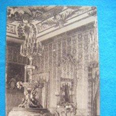 Postales: JML 655 MADRID PALACIO REAL SALETA DE GASPARINI. FOTPIA CASTAÑEIRA, ALVAREZ Y LEVENFELD. MADRID. Lote 38817257