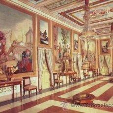 Postales: EL ESCORIAL. PALACIO DE LOS BORBONES. SALÓN DE EMBAJADORES. Lote 38914280