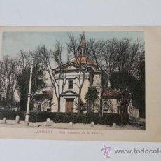 Postales: POSTAL. MADRID. SAN ANTONIO DE LA FLORIDA. . Lote 38925030