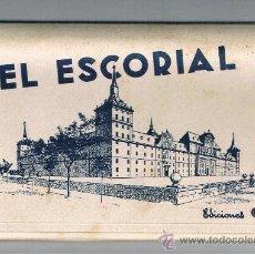 Postales: EL ESCORIAL 20 POSTALES EN ACORDEON Nº2 EDICIONES GARCIA GARRABELLA. Lote 38981906