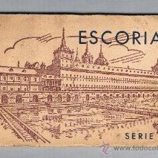 Postales: EL ESCORIAL 20 POSTALES SERIE 1 EDICIONES HAUSER Y MENET. Lote 38981991
