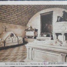 Postales: (5168)POSTAL SIN CIRCULAR,PANTEON DE LOS DUQUES DE MONTPENSIER,SAN LORENZO DE EL ESCORIAL,MADRID,MAD. Lote 39057369