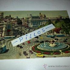 Postales: ANTIGUA POSTAL DE MADRID - CIBELES. Lote 39176898