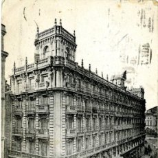 Postales: MADRID. GRAND HOTEL. ARENAL 19 Y 21. Lote 39239105