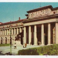 Postales: MADRID. MUSEO DEL PRADO. FRANQUEADA EL 18 DE SEPTIEMBRE DE 1965.. Lote 39329006