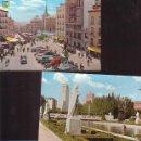 Postales: MADRID , SIETE POSTALES AÑOS 60 -SIN CIRCULAR - VER FOTOS. Lote 39541738