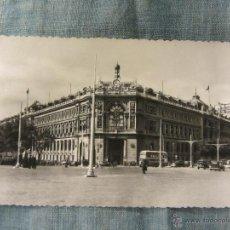 Postales: POSTAL DE MADRID - BANCO DE ESPAÑA - AÑOS 50 - USADA. Lote 278876633