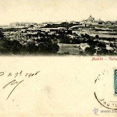 Postales: MADRID. VISTA GENERAL. Lote 39895026
