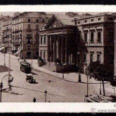 Cartoline: MADRID. CONGRESO.NO CIRCULADA . TRANVIA .. Lote 39991558