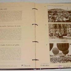 Postales: ALONSO DEL REAL, GUILLERMO - RECUERDOS DE MADRID EN POSTALES - LOCAL. POSTALES ED. DIARIO 16. MADRI. Lote 39518551