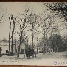 Postales: ANTIGUA POSTAL DE MADRID - N. 88 - CAMPO DE RECREO - ED. LACOSTE - NO CIRCULADA.. Lote 39543705