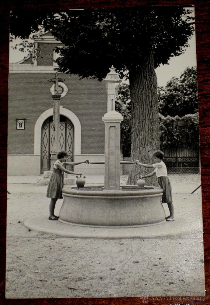 Antigua foto postal de pinto madrid 1951 comprar - Fotos de pinto madrid ...