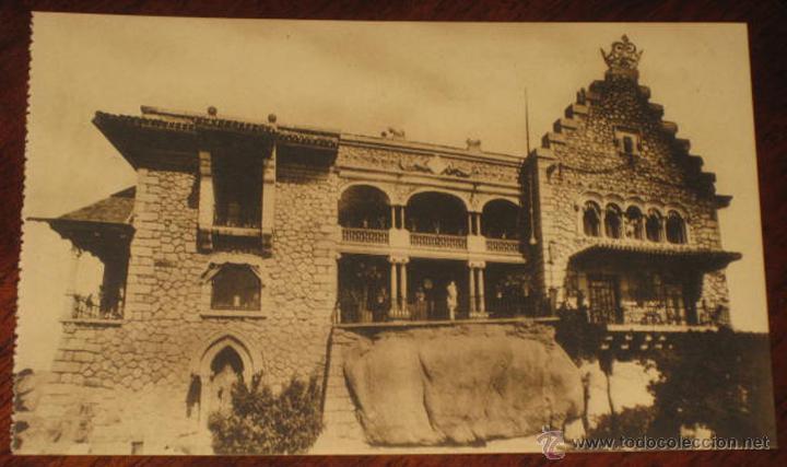 Antigua postal de canto del pico torrelodones comprar postales antiguas de la comunidad de - La casa del libro torrelodones ...