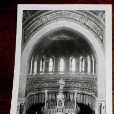 Postales: ANTIGUA FOTO POSTAL - MADRID - IGLESIA DE SAN MANUEL Y SAN BENITO ALTAR MAYOR - COLECCIONES LOTY - 0. Lote 39590335