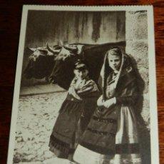 Postales: ANTIGUA POSTAL DE ROMERIA EN SAN LORENZO DE EL ESCORIAL, MADRID, ROMERIA DE LA VIRGEN DE GRACIA, ED.. Lote 39610499
