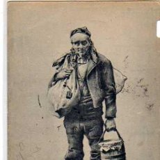 Postales: EL CASTAÑERO 527 HAUSER Y MENET DE BLANCO Y NEGRO REVISTA ILUSTRADA. CIRCULADA CON 3 SELLOS.. Lote 194928493
