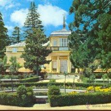 Postales: POSTALES- MADRID PROVINCIA- EL ESCORIAL- CASITA DEL PRÍNCIPE- FACHADA- EDITORIAL PATRIMONIO NACIONAL. Lote 40421301