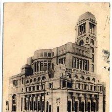Postales: POSTAL ANTIGUA MADRID CIRCULO DE BELLAS ARTES ED. HAUSER Y MENET N0 94. Lote 40468351