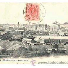 Postales: MADRID VISTA PANORAMICA . ED. FOT. LACOSTE Nº 163. CIRCULADA. Lote 40620850