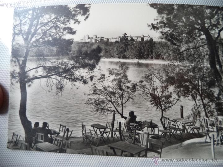 postal de madrid. lago de la casa de campo. año - Comprar Postales ...