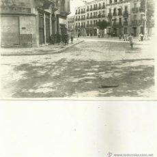 Postales: FOTOGRAFÍA DE MADRID.- CALLE HILARION ESLAVA Y PRINCESA- MEDIDAS 18 X 12 CMS. Lote 40678321