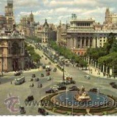 Postales: POSTAL ANTIGUA DE MADRID. Lote 40949689