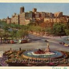 Postales: POSTAL ANTIGUA DE MADRID. Lote 40949715