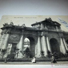 Postales: PUERTA DE ALCALA, MADRID NUMERO 232. Lote 41057783
