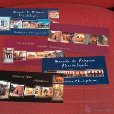 Postales: POSTALES NAVALCARNERO, MADRID.. Lote 41191858