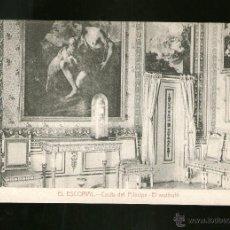 Postales: EL ESCORIAL CASITA DEL PRINCIPE EL VESTÍBULO - EDICIÓN CASTAÑEIRA - POSTAL . Lote 41228126