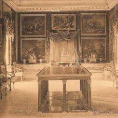 Postales: EL ESCORIAL (MADRID), CASITA DEL PRÍNCIPE, COMEDOR - L. ROISIN Nº 3 - SIN CIRCULAR. Lote 41293891