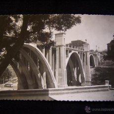 Postales: POSTAL FOTOGRÁFICA MADRID EL VIADUCTO SIN CIRCULAR EDICIONES F. MOLINA. Lote 41326253