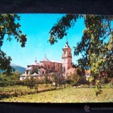 Postales: POSTAL FOTOGRÁFICA SIN CIRCULAR ED FISA BARCELONA FOTOGRAFÍA INDUSTRIAL, S.A MONASTERIO DE EL PAULAR. Lote 41422845