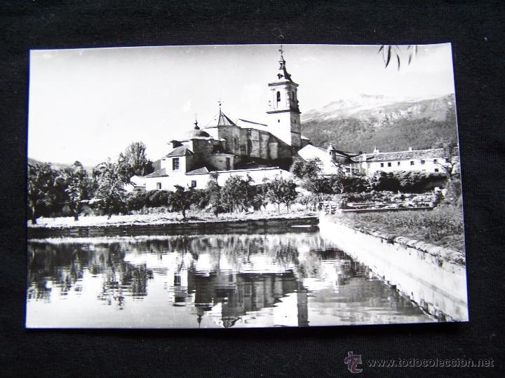 POSTAL FOTOGRÁFICA SIN CIRCULAR ARCHIVO DEL MONASTERIO EL PAULAR Nº6 21666 VII (Postales - España - Madrid Moderna (desde 1940))