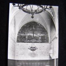Postales: POSTAL FOTOGRÁFICA SIN CIRCULAR ARCHIVO DEL MONASTERIO EL PAULAR Nº5 21669 VII REFRECTORIO MONÁSTICO. Lote 41423141