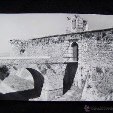 Postales: POSTAL FOTOGRÁFICA SIN CIRCULAR 67 ED VISTABELLA MADRID PUENTE Y CASTILLO CHINCHÓN. Lote 41423341