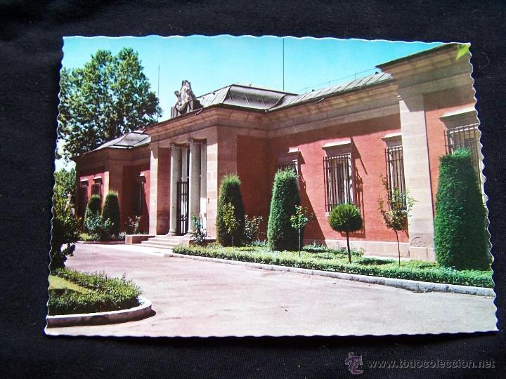 POSTAL FOTOGRÁFICA SIN CIRCULAR ED PATRIMONIO NACIONAL FOTO GARCÍA GARRABELLA Y CÍA Nº1 EL PARDO (Postales - España - Madrid Moderna (desde 1940))