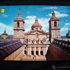 Postales: POSTAL FOTOGRÁFICA SIN CIRCULAR ED PATRIMONIO NACIONAL POSTALES ESCUDO DE ORO Nº 56 EL ESCORIAL . Lote 41424695