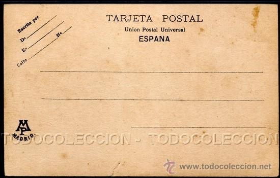 Postales: Dorso. - Foto 3 - 41556428